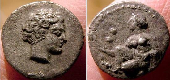 Hemióbolo de Tarsos, Cilicia 112413525