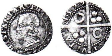 moneda de felipe ii ? 151650365