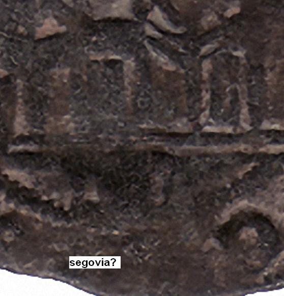 Maravedí de Enrique IV (Segovia ??) 354040008
