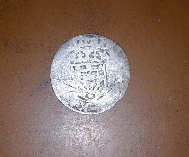 Reino de Portugal - Real o Vintém (20 reais brancos) de D. Joao II (1481-1495) 415384575