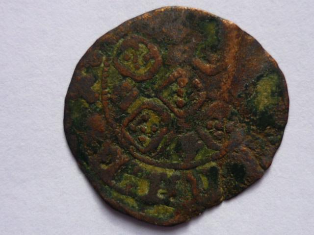Reino de Portugal - Real de 3 1/2 libras de D. Joao I (Lisboa, 1398-1408) 43181602