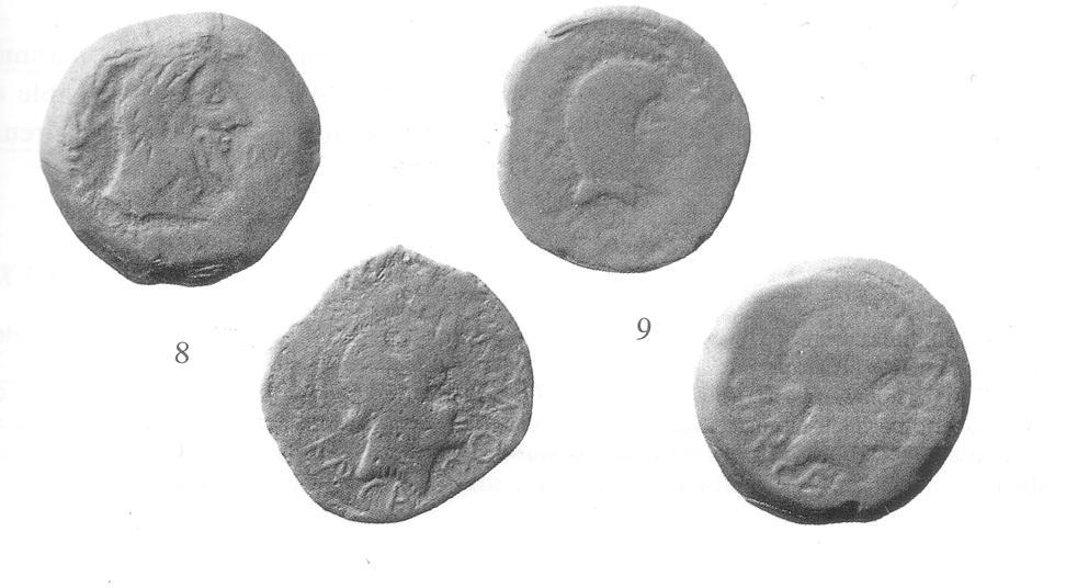 Bronce de Cartennae, periodo entrerreinos, 33-25 A.C. - Página 2 658674398