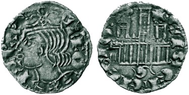 Cornado de Alfonso XI (Sevilla, 1334) 763179187