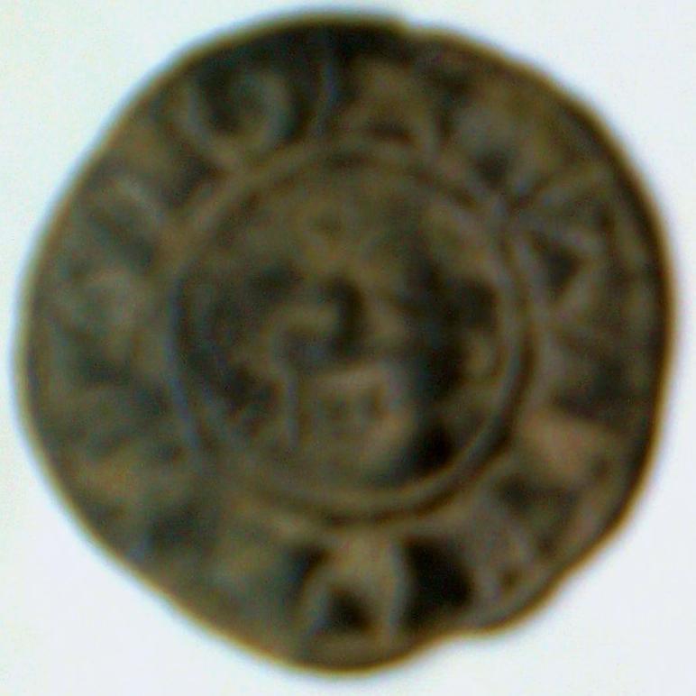 Dinero de Fernando IV (Coruña ??, 1297) 861974650
