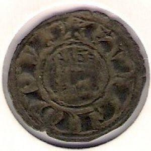 Dinero de Fernando IV (Sin marca de ceca, 1297) [Roma 215, 9] 118217760