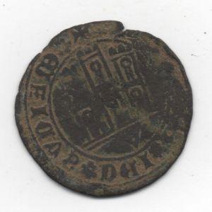 Maravedí de Enrique IV (Valladolid, 1466-1470) 125807071