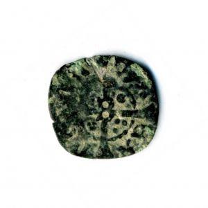Dinero de Juana y Carlos (Barcelona, 1516-1556) 170626179