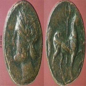 AE21 de Carthago (Zeugitana), 221-210 a.C. 178392021