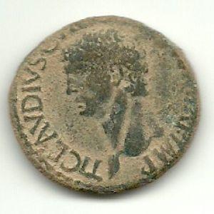 Ases de Claudio I (Minerva / SC) 203619105