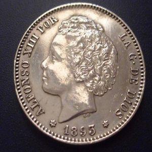 peseta de 1893 203818680