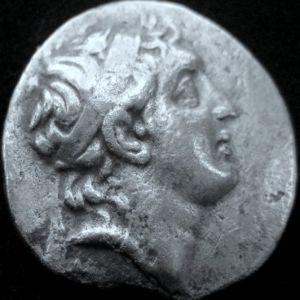 Dracma de Ariarathes V, Rey de Capadocia (dedicado al Maestro Chencho) 221782190