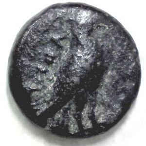 AE 10 de Kyme, Aeolis 227150311