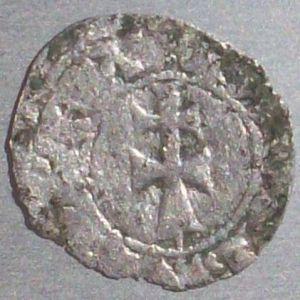 Dinero de Jaime II (Aragón) 236971061