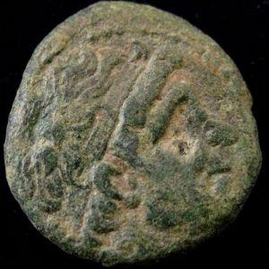 AE 16 seleucida de Antioco I 262877884
