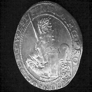 1 Rijksdaalder de Fernando II (Frisia Occidental, 1619) 267205479