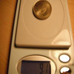100 pts 1999 en cospel de 50 cts de euro....!!!!! 280580876