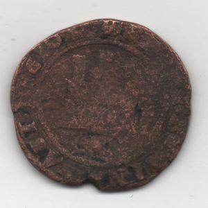 2 Maravedís a nombre de los Reyes Católicos (Toledo) 343727315