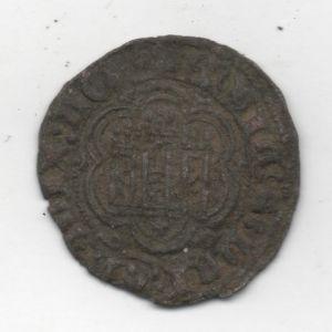 Blanca de Enrique III (Toledo, 1391) [Roma-Braña 6.2] [WM n° 9059] 369377305