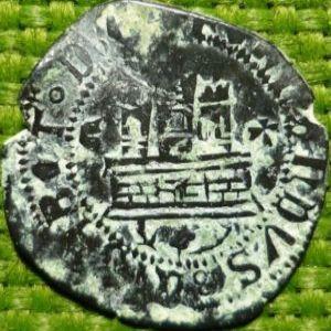 2 maravedís a nombre de los Reyes Católicos - Granada 38432726