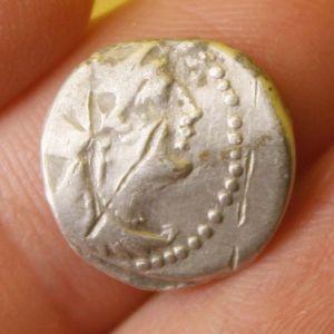Dracma o Tetraobolo de Masalia 416301