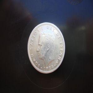 5 Pesetas Juan Carlos 1984 465207096