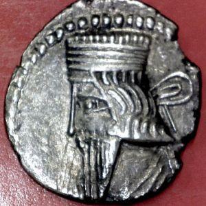 Dracma parto de Vologases III (105-147 DC) 510253955