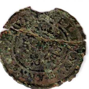 Jeton de bronce de 1,15gr. 517478223