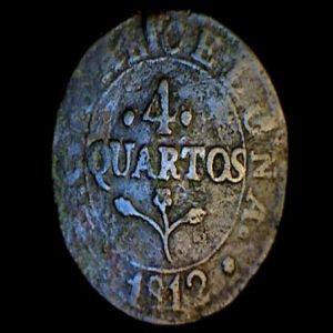 4 Cuartos, Barcelona, 1812. 522073828