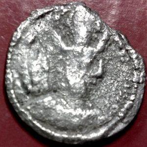 Dracma Sasánida de Shapur II 525508885