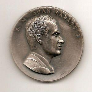 Medalla de Proclamación Juan Carlos I (22/11/1975) 568537352