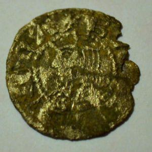 Dinero de Jaime II el Justo 594652966