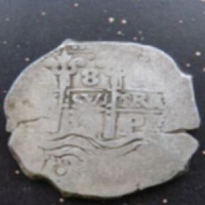 8 Reales de Carlos II (Potosí, 1684) 60768007