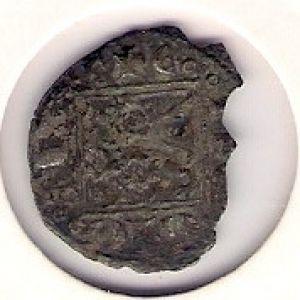 Dinero de Alfonso XI (Burgos, 1330) 609510710