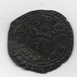 Real de Vellón de Enrique II (4 roeles, 1366-1369) emisiones bélicas [Roma 250, 8] 610371236