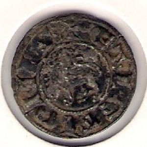Dinero de Alfonso X (Murcia, 1270) [Roma 201, 3] [WM n° 8521] 620359398