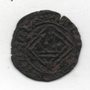 Blanca del rombo de Enrique IV (Cuenca, 1471-1474) [Roma-Braña 132.6] 62064592