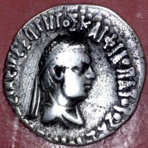 Dracma Indo-griego de Apollodotos II 621460067