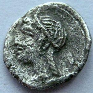 Obolo del satrapa Datames, Cilicia 633260348