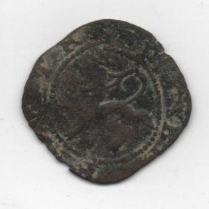 2 Maravedís a nombre de RRCC (Coruña, 1506-1566) 635961125