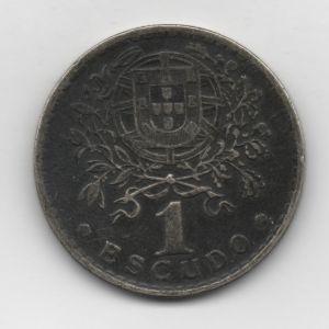 Portugal, 1 escudo, 1946. 637971741
