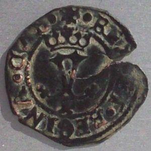Blanca a nombre de los Reyes Católicos (Cuenca, 1506-1566) Ensayador P 697434319