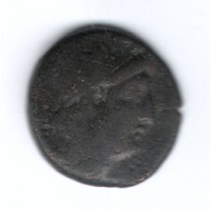AE 22 seleúcida de Antioco VII, Tiro (Fenicia) 713922140