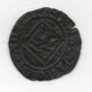 Blanca del rombo de Enrique IV (Cuenca, 1471-1474) [Roma-Braña 132.6] 733714880