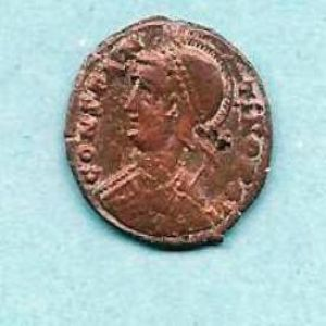 AE3 Conmemorativo de la fundación de Constantinopla  754846427