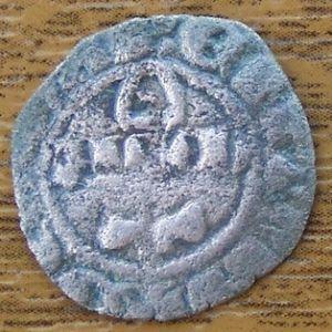 SIN IDENTIFICAR - Feudal Francés pequena moneda 790703921