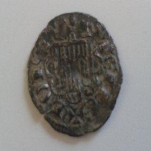 Dinero de Alfonso X emisión 1270 79820947