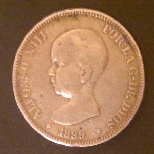 Identificar duro de Alfonso XIII 802857788