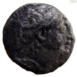 Didracma o 1/2 shekel de Demetrio II, Tiro 809995902