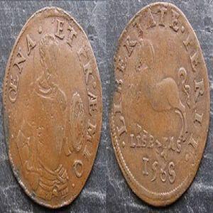 Jeton de la rebelion holandesa de 1568 810582108