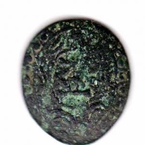 AE 17 de Demetrios I Poliorcetes, Macedonia 820380326